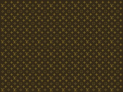 Louis Vuitton iPad Mini Wallpaper