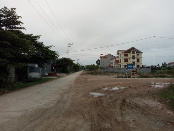 Bán Lô Góc Mặt Đường Phường Hà An Quảng Yên