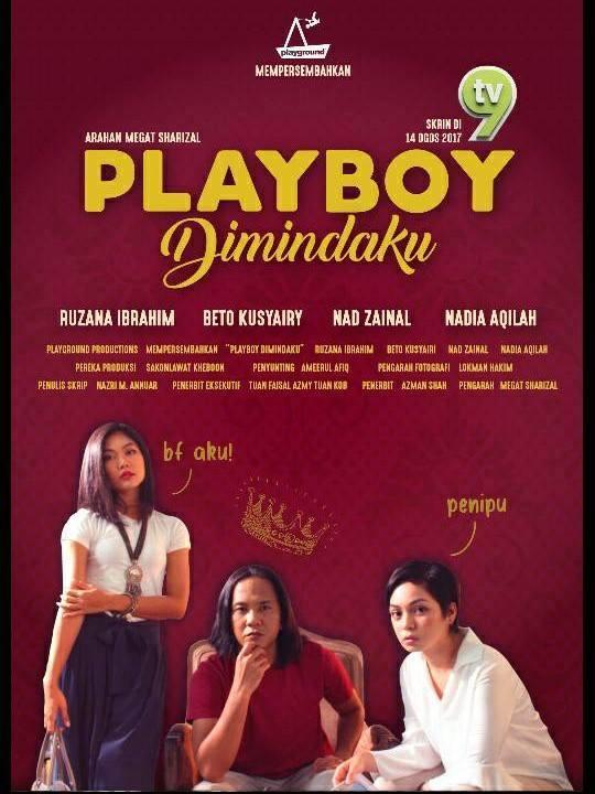 Sinopsis Telemovie Playboy DiMindaku