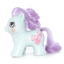 My Little Pony Little Honey Pie Year Nine Teeny Tiny Baby Ponies G1 Pony