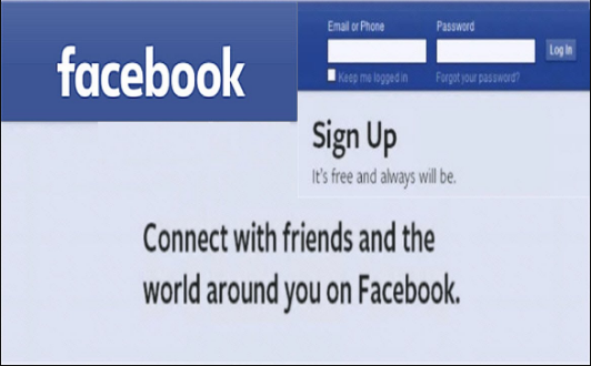 fb log in to sign up