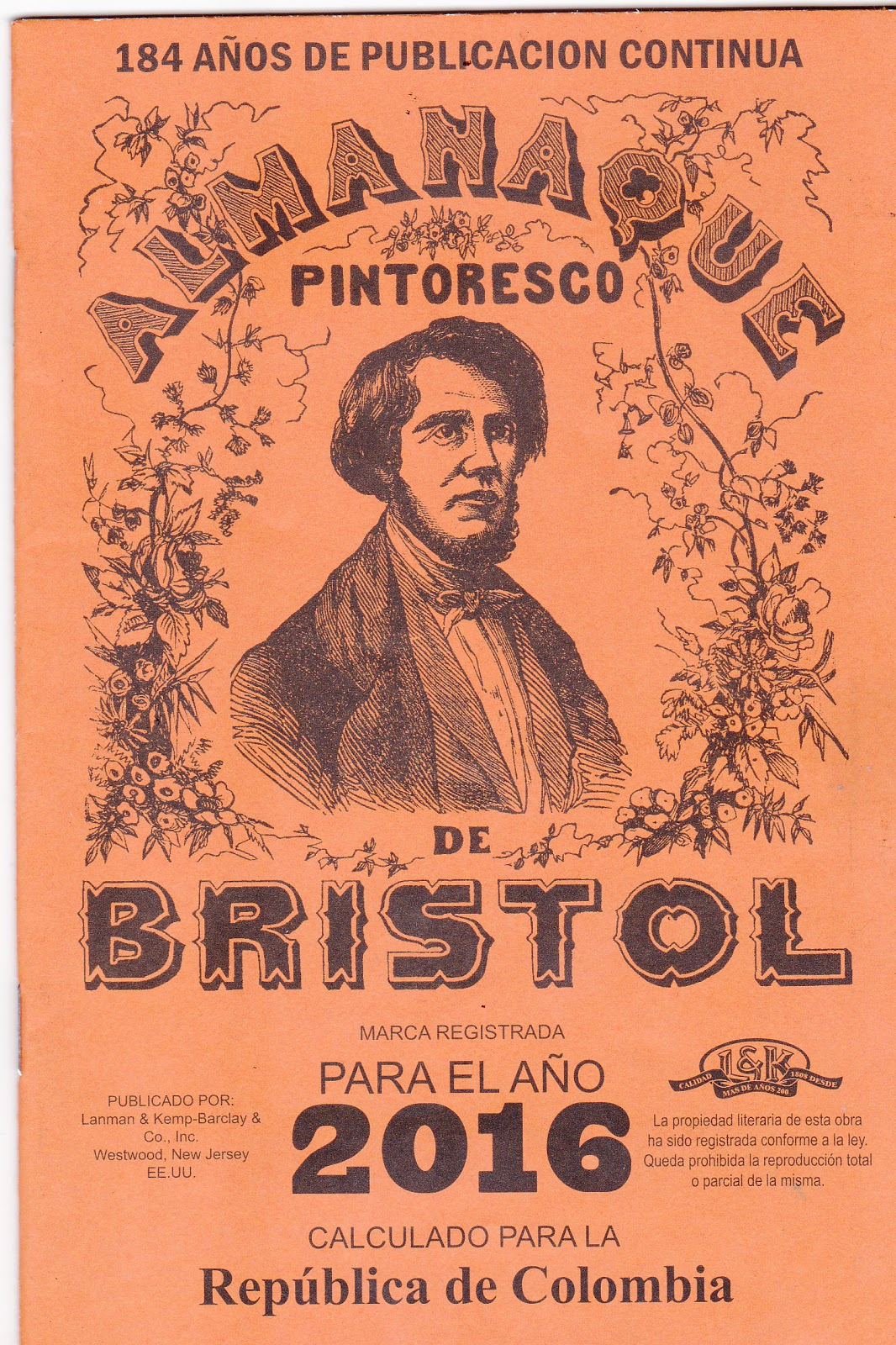 almanaque bristol 2009