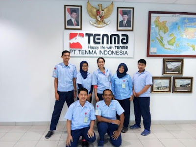 Lowongan Kerja Jobs : Teknisi, Tax Supervisor, IT ADMINISTRATION Min SMA SMK D3 S1 PT Tenma Indonesia