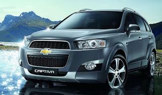 2019 Chevrolet Captiva revue, prix, spécifications, date de sortie et rumeurs de changements