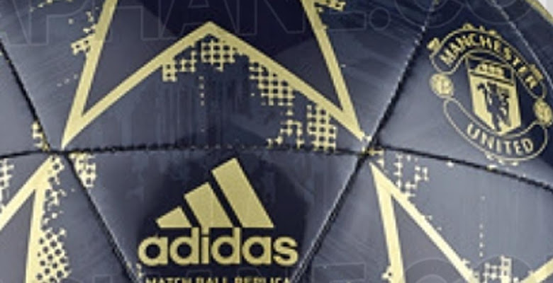 bd3b2a93498 LEAKED  Manchester United 18-19 Third Kit to Introduce Ultra-Stylish Look