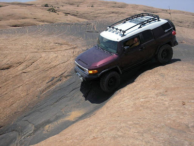 FJ Cruiser Off Road Normal Resolution HD Wallpaper 5