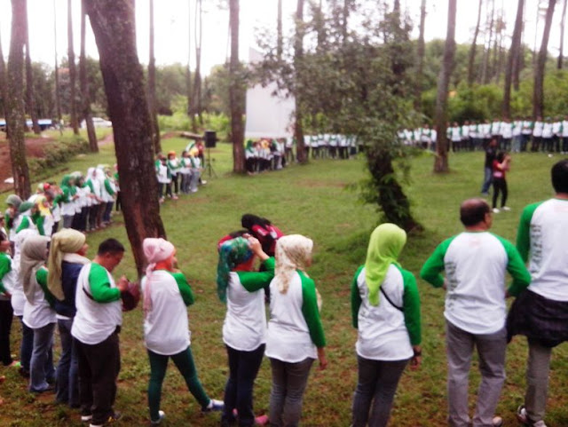 Bank Danamon Outbound Training 6
