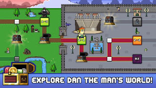 Dan The Man Mod APK Unlimited Money