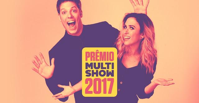 Lista de indicados do Prêmio Multishow 2017