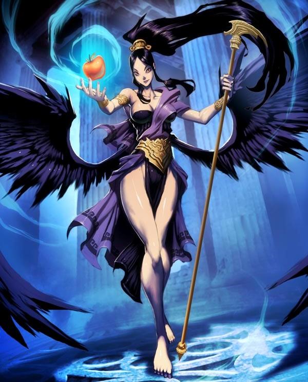 Astrology blog: Greek Goddess vs Zodiac signs series  Part 7 Eris