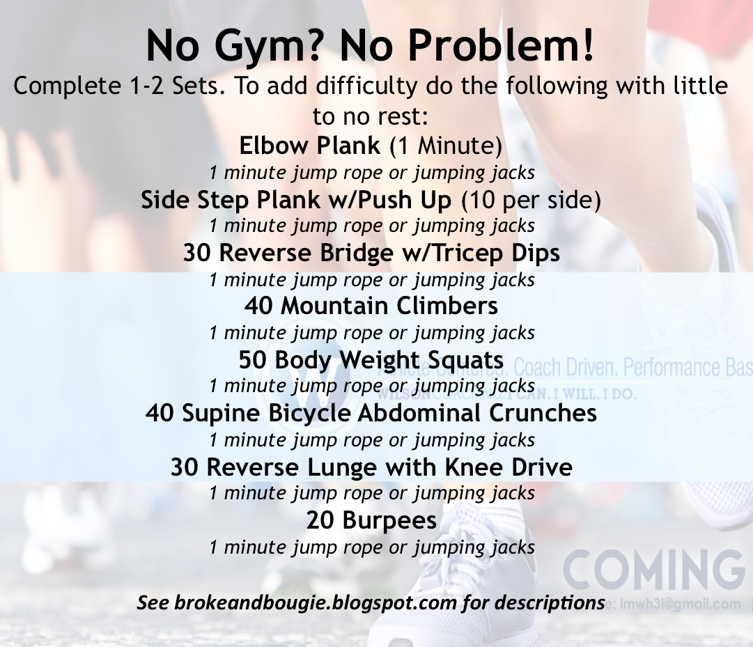 The Post Home And Body: Broke And Bougie: Wednesday Workout Guest Post By Lauren