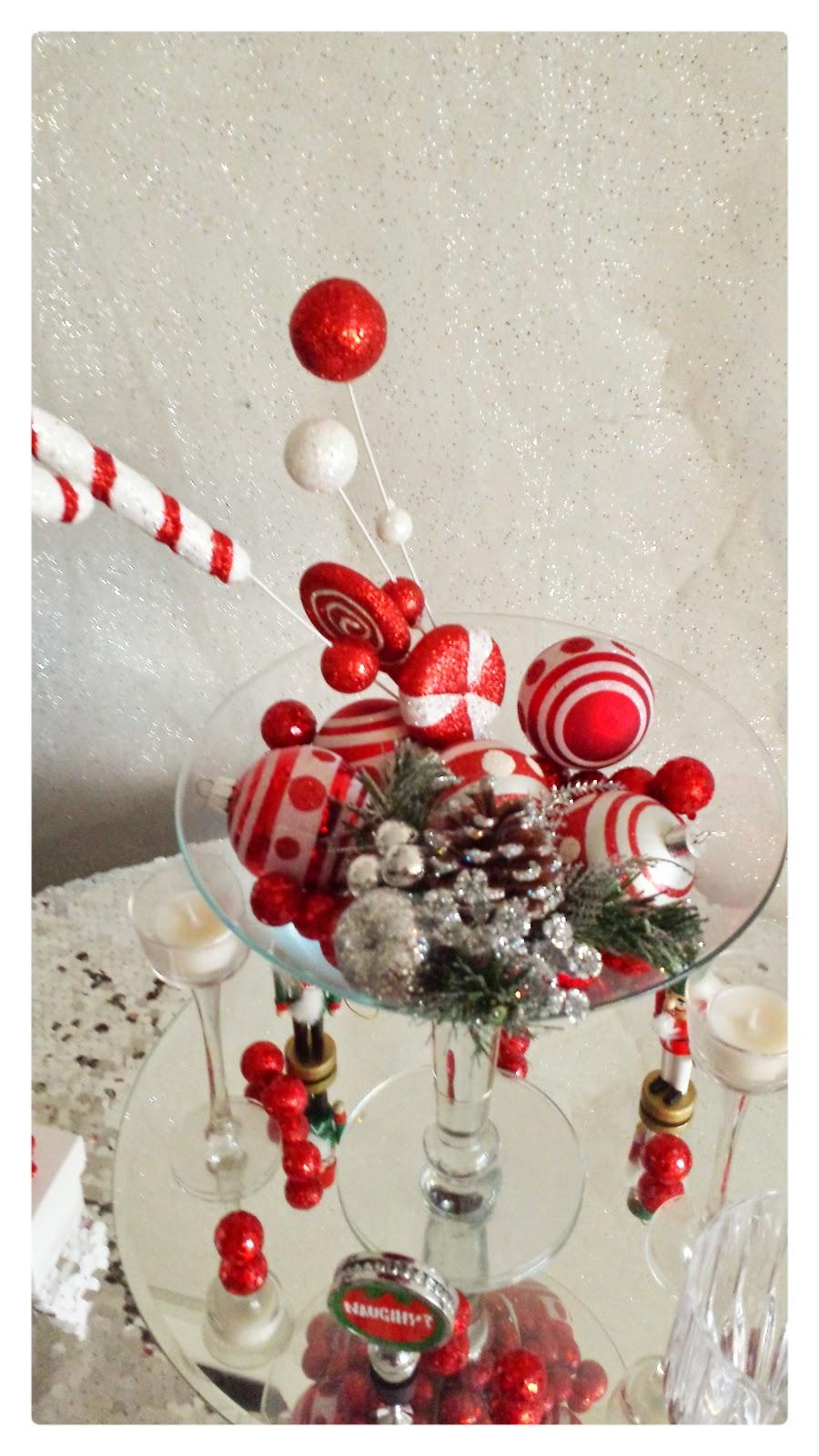 Christmas Pine Cone Centerpiece Ideas