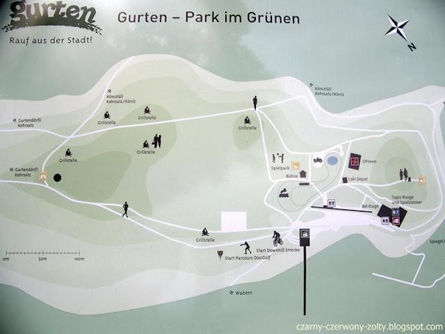 Szwajcaria: Berno- Gurten Park
