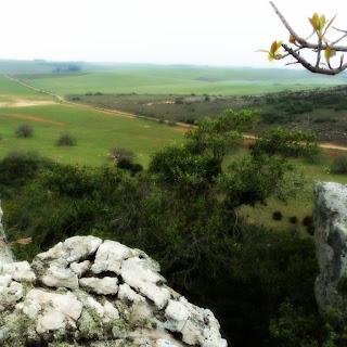 Cerro do Tigre, no Interior de Alegrete