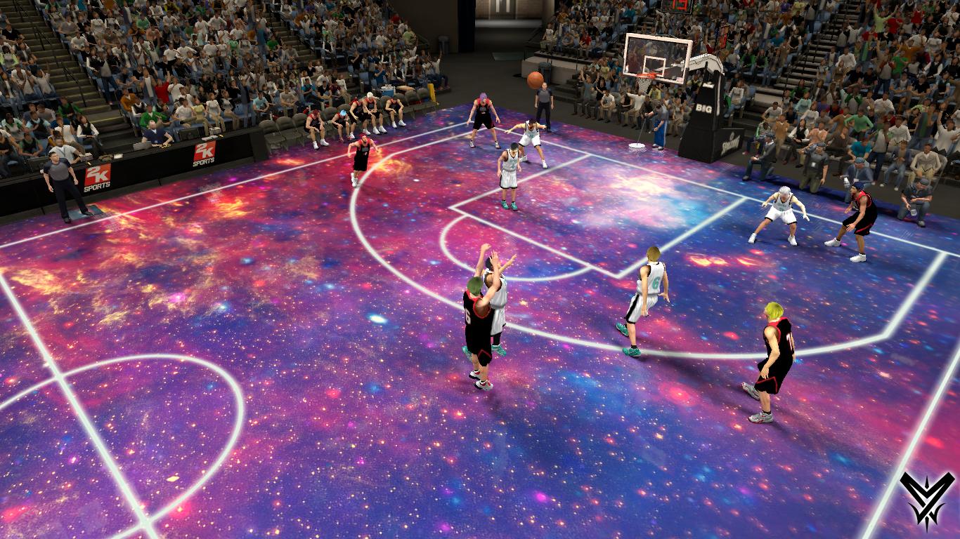NBA 2K14 Kuroko vs Slam Dunk Anime Mod - NBA2K.ORG