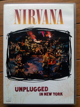 NIRVANA「MTV UNPLUGGED IN NEW YORK」