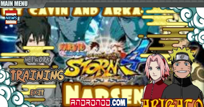 Naruto Senki Mod Final Battle by Cavin & Arka Apk
