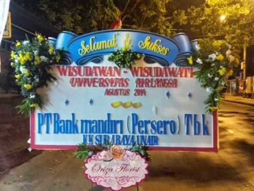 Toko Bunga Papan di Surabaya, Karangan Bunga Papan Surabaya