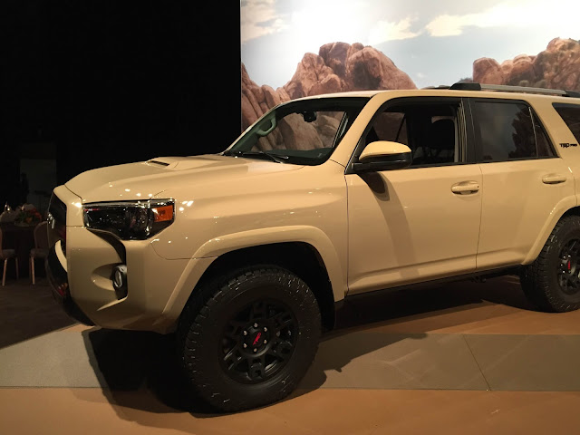Toyota 4Runner TRD in a new color
