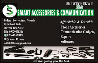 Smart ACCESSORIES AND COMMUNICATION