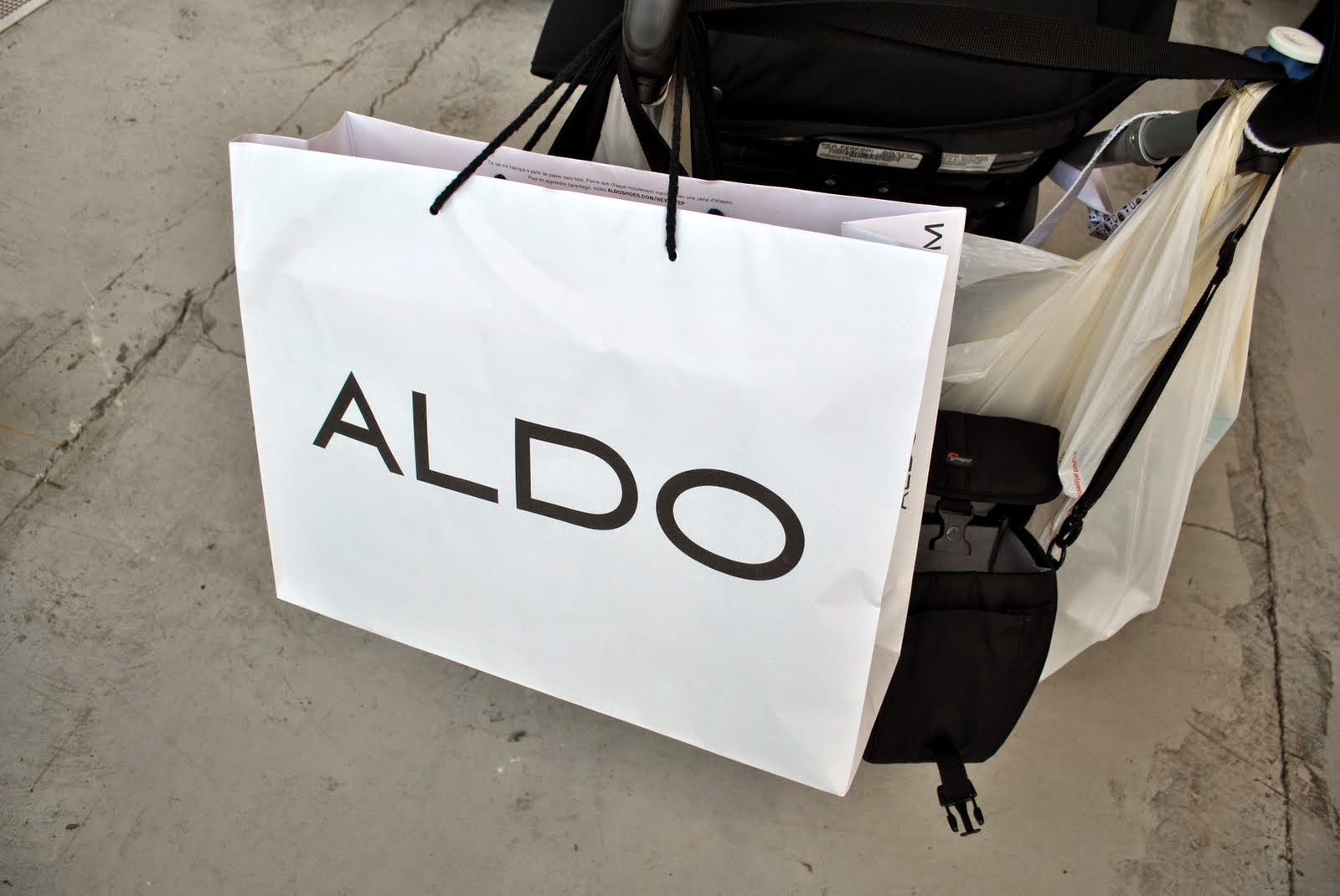 Aldo online shopping