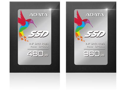 ADATA Premier SP550 SATA SSD