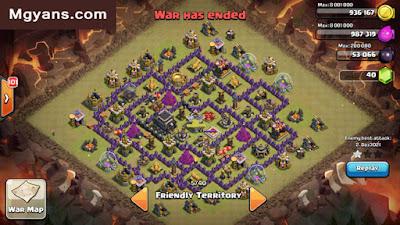 Base War TH 9