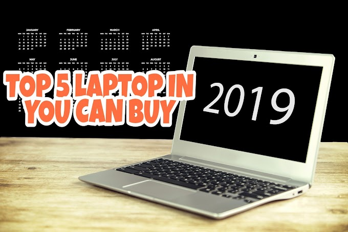 Top 5 best laptops in 2019 in hindi