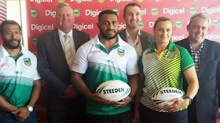 NRL & Digicel partnership to empower Pacific regions