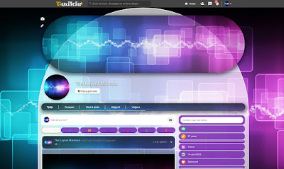 Purple Tech Advanced PREMIUM Twikie Layout