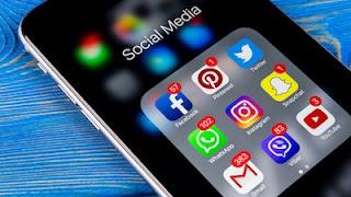 Media Sosial Terpopuler, Facebook Masih Juara