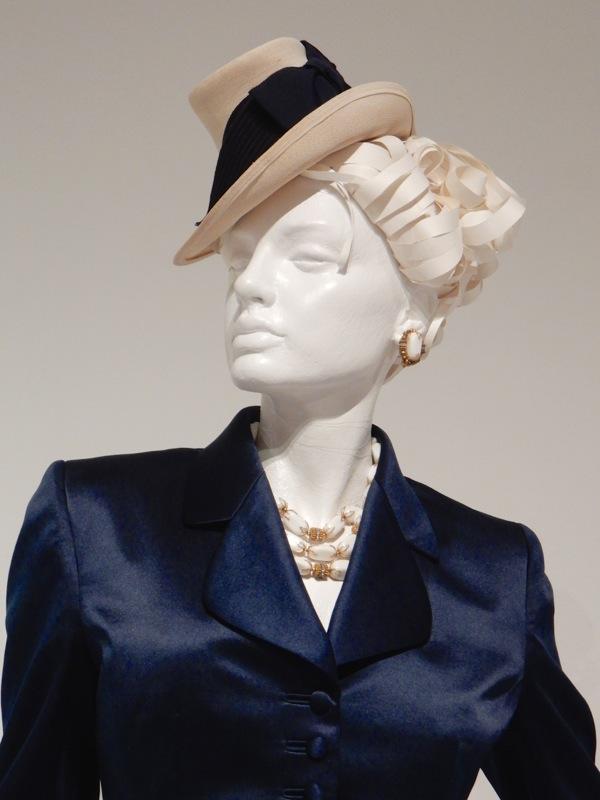Trumbo Hedda Hopper costume detail