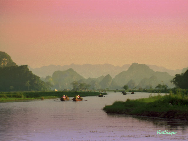 Most Frequently Mentioned Mountains in Vietnam