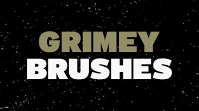 تجميعة Grimey brushes