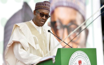 Image result for buhari 56th independence day speech