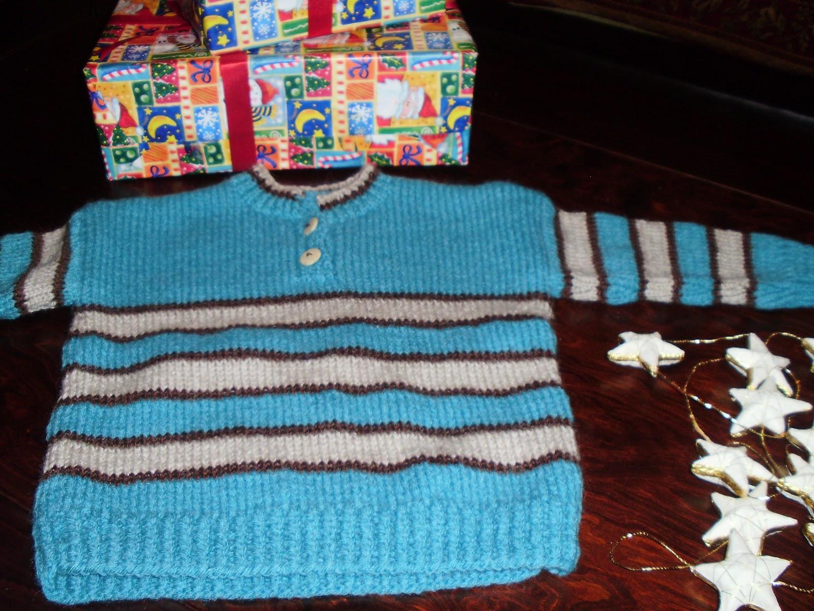 e5da7481249 Παιδικό πλεκτό πουλόβερ ριγέ μάλλινο. Συλλογή