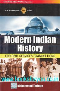 Modern Indian History by Mohammad Torque PDF Download