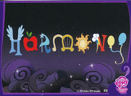 My Little Pony HARMONY Series 2 Trading Card