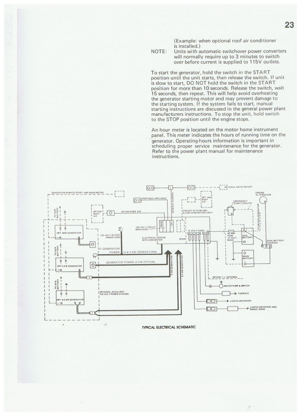 pace arrow motorhome wiring diagram for 1990