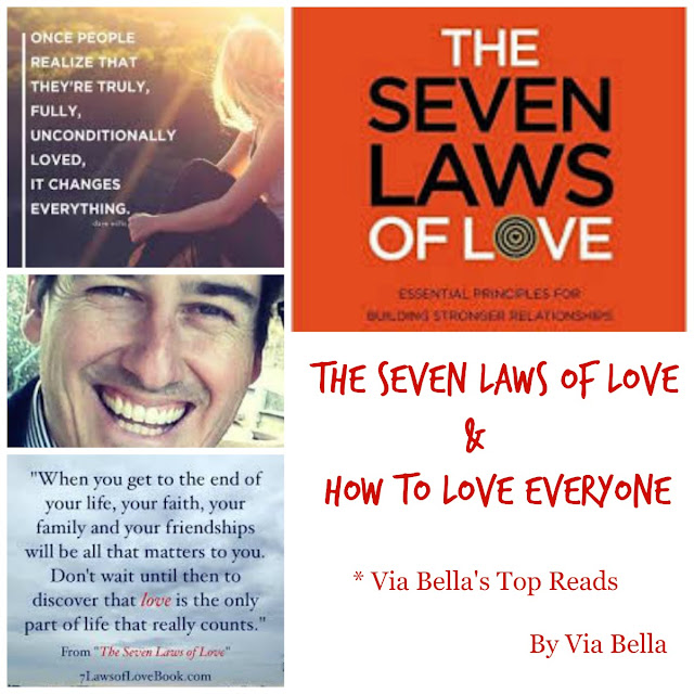 The Seven Laws of Love, Book review, Marriage, Relationship, self help, dave willis, thomas nelson