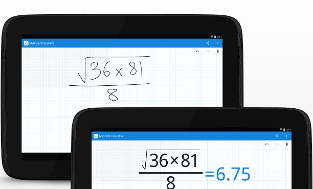 افضل التطبيقات لحل المسائل والمعادلات الرياضية من هاتفك الاندرويد والايفون