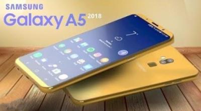 Cara mengambil screenshot Samsung Galaxy A5 2018