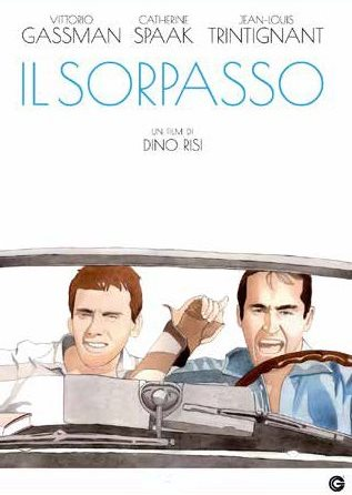Il Sorpasso Home Video