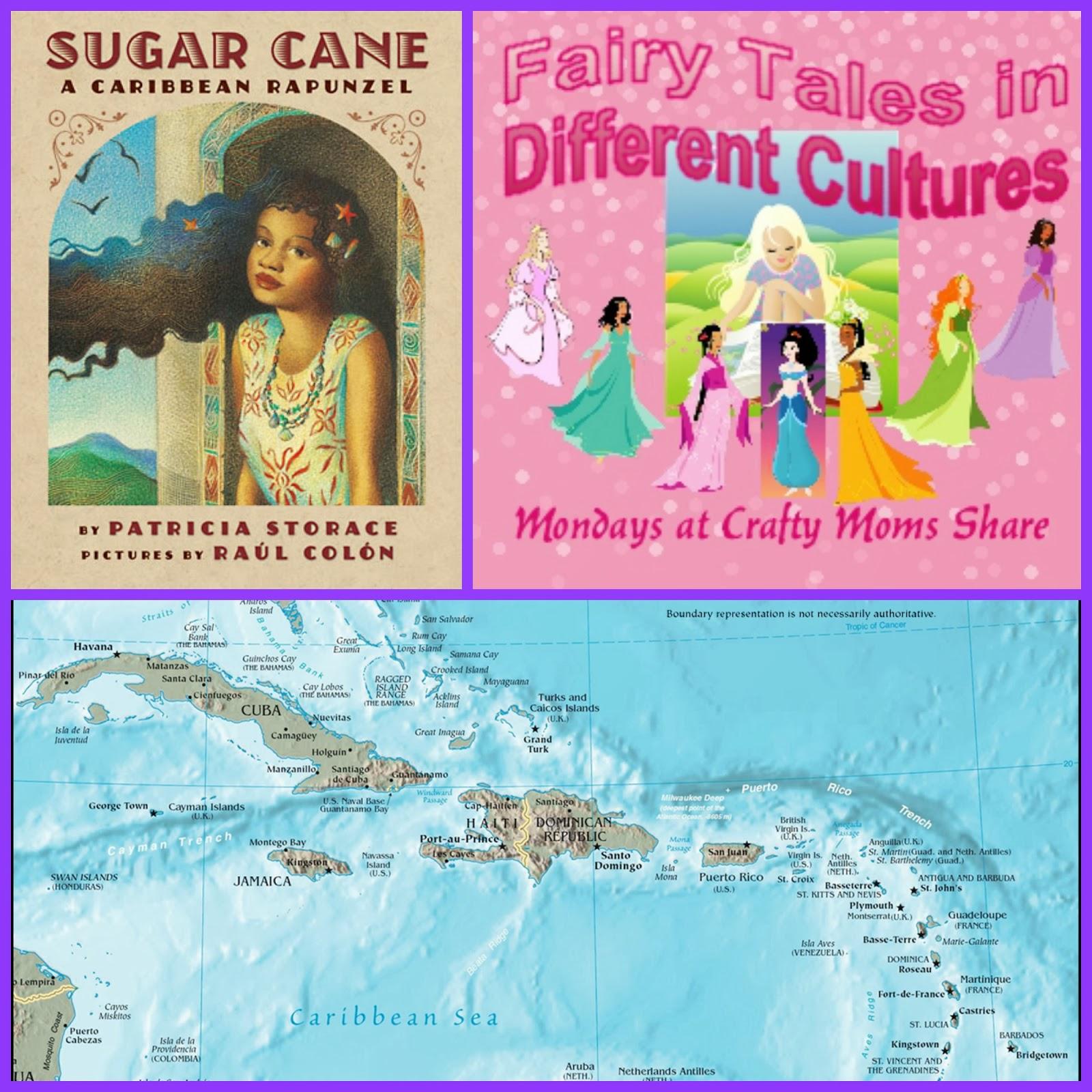 Fairy Tales In Diffe Cultures Sugar Cane A Caribbean Rapunzel