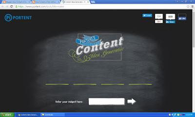 Portent title generator