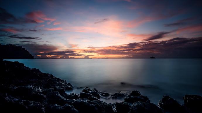 Wallpaper: Super Sunrise from Thailand