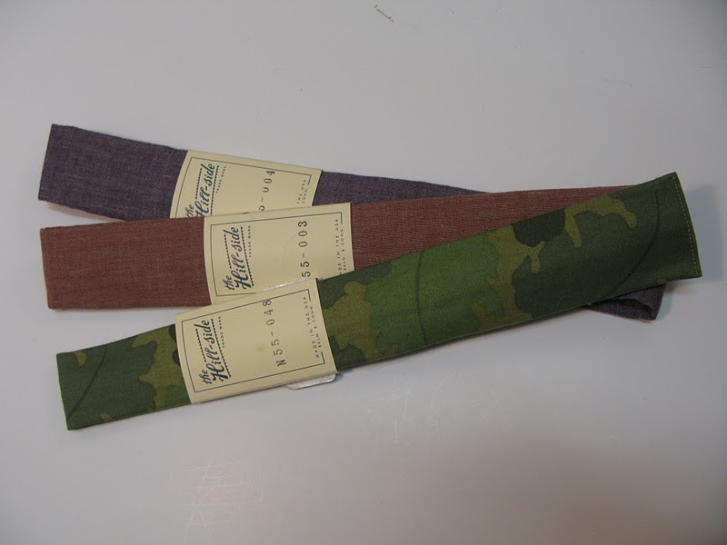 Portland Dry Goods Co The Hill Side Collection Ties