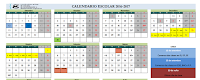 Calendario 2016-17
