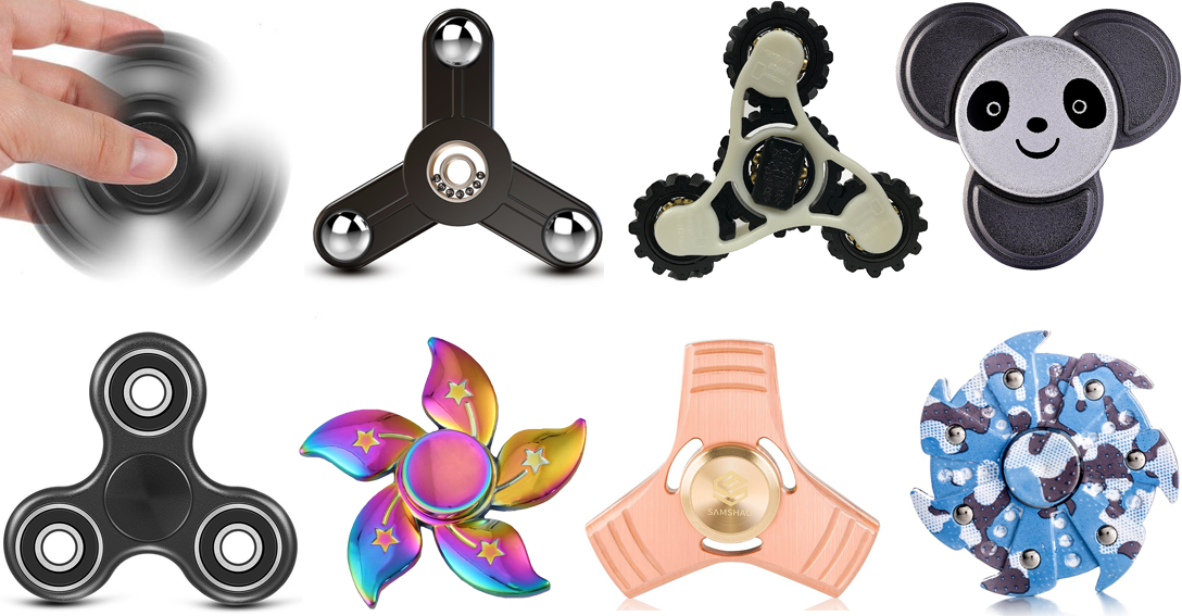 Many Other Style Type Spinner Fidget