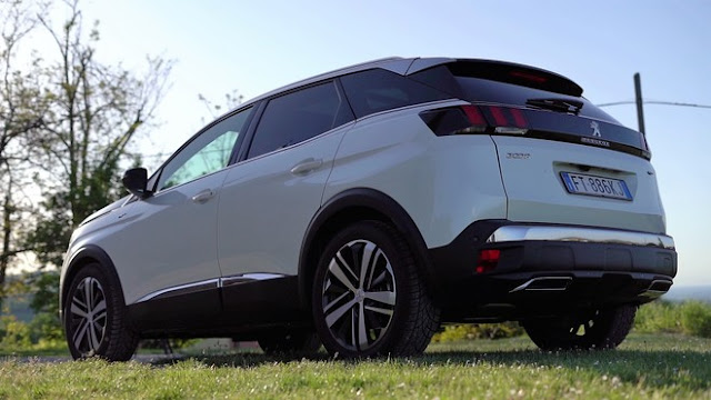 Peugeot 3008: review and road test of the front-wheel drive SUV